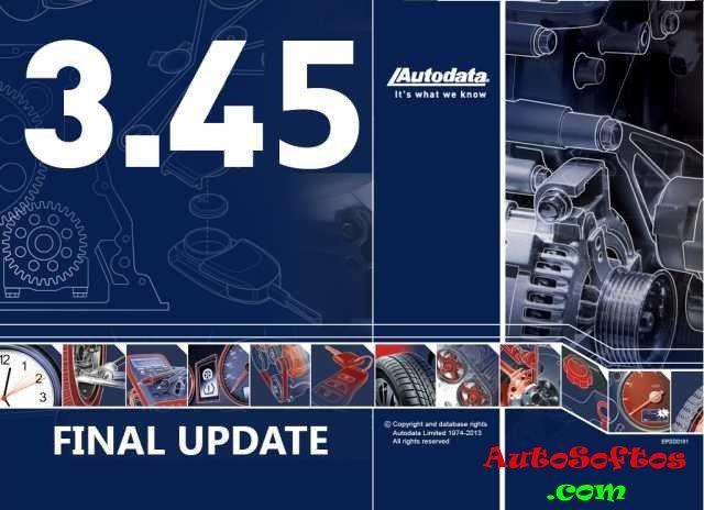 AutoData 3.45 torrent
