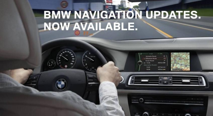 bmw navigations
