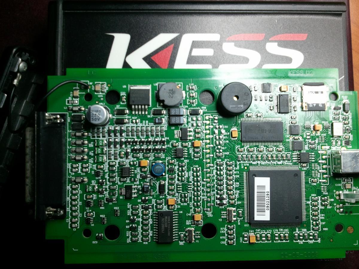 Доработка железа Kess+Ktag + SD 5.017, 7.020
