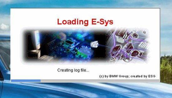 BMW E-Sys 3.27 Premium Launcher на VMware.jpg