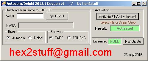 Autocom 2015.1 Free Activation