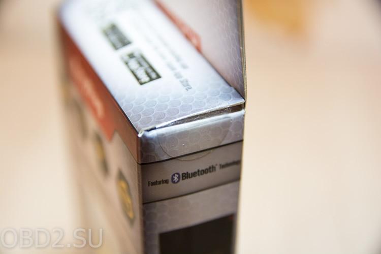 Launch EasyDiag защитная наклейка вверху коробки