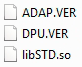 Структура папки PATCH/EOBD2/V22.47