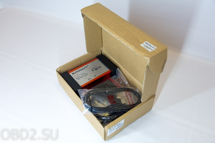 Упаковка MultiDiag pro plus