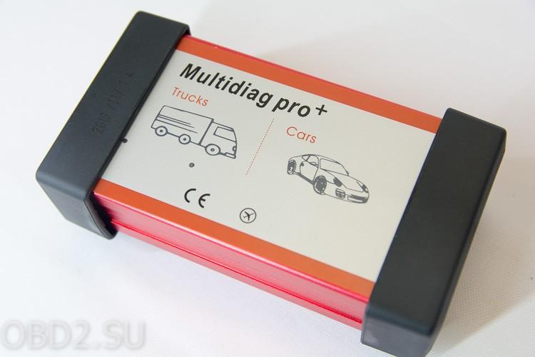 MultiDiag pro plus внешний вид
