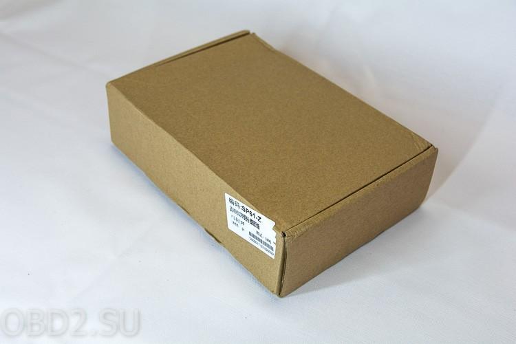 Коробка с китайским Snooper+