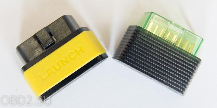 LAUNCH EasyDiag и GOLO M-Diag внешний вид устройств