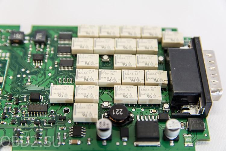 Реле одноплатного Delphi DS-150E