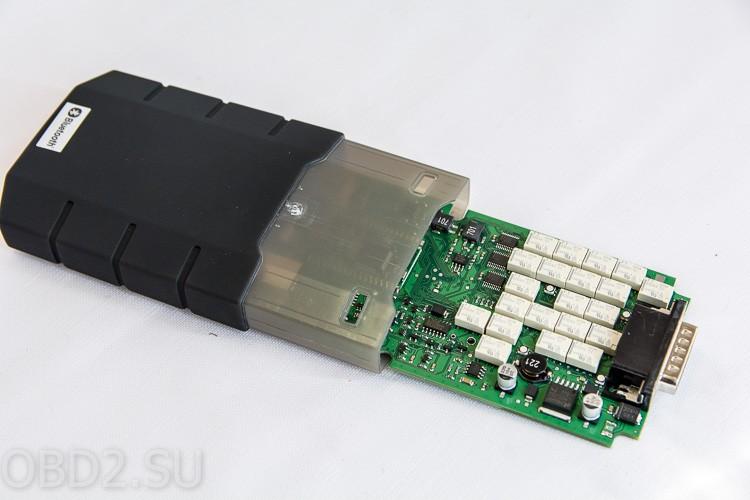 Как разобрать Delphi DS-150E