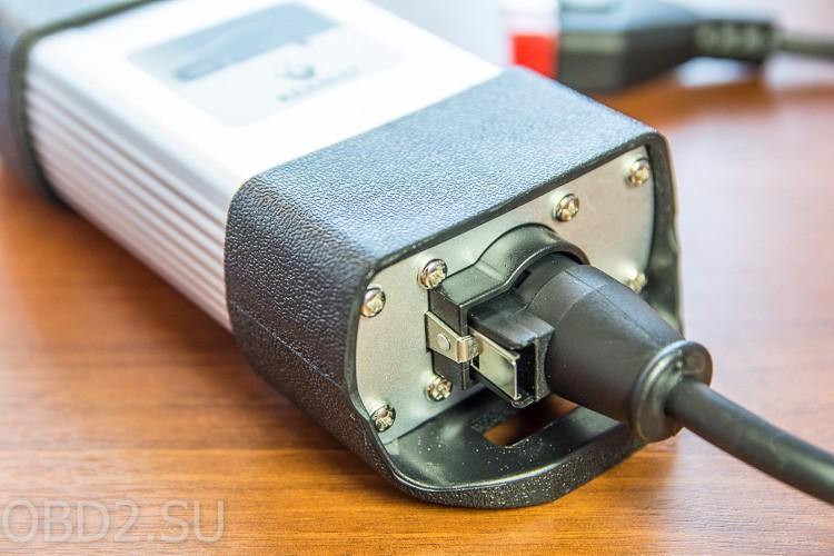 Renault Can Clip система отстрела коннектора