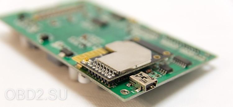 Wi-Fi модуль диагностического сканера Super VCS