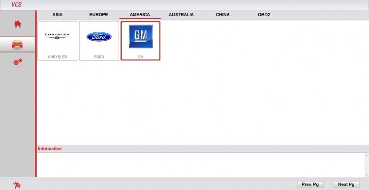 Super VCS скриншот американских марок доступных в программе