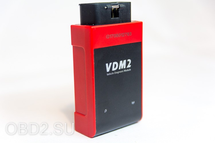 UCANDAS VDM2 внешний вид прибора