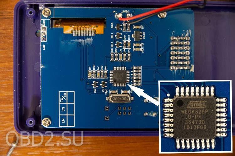 Универсальный тестер транзисторов - некая модификация ардуино?