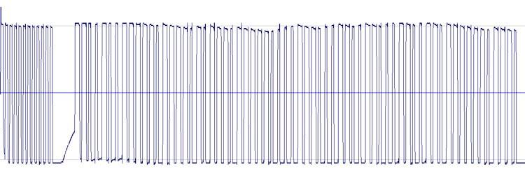 Аудиофайл обработанный в Proteus