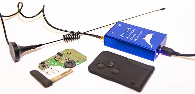 RTL SDR приемник RTL2832U R820T2