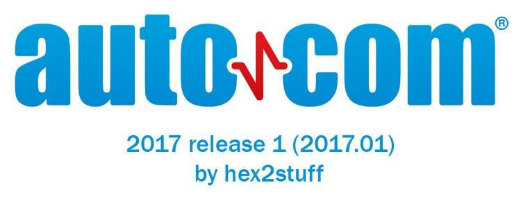 autocom / delphi 2017 release 1 keygen activator 2017.01