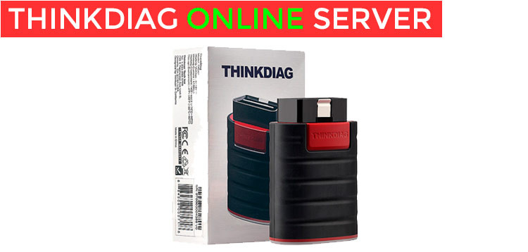 Thinkdiag online server