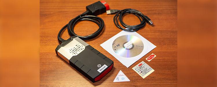 Одноплатный клон Autocom с AliExpress