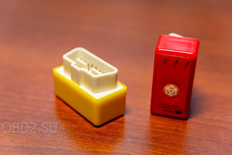 POWER PROG чип тюнинг - бензиновая и дизельная версии