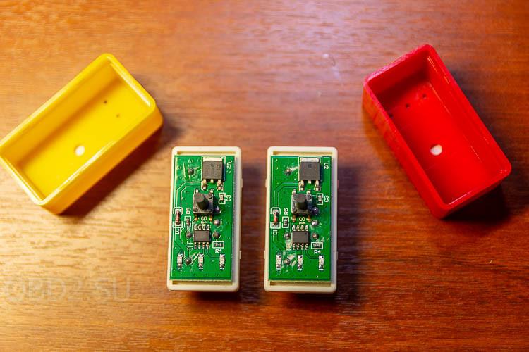 POWER PROG чип тюнинг - устройство в разобранном виде