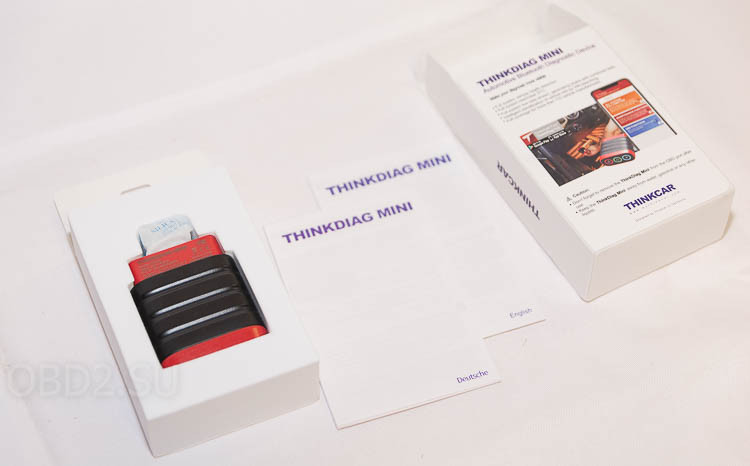 ThinkCar ThinkDiag Mini