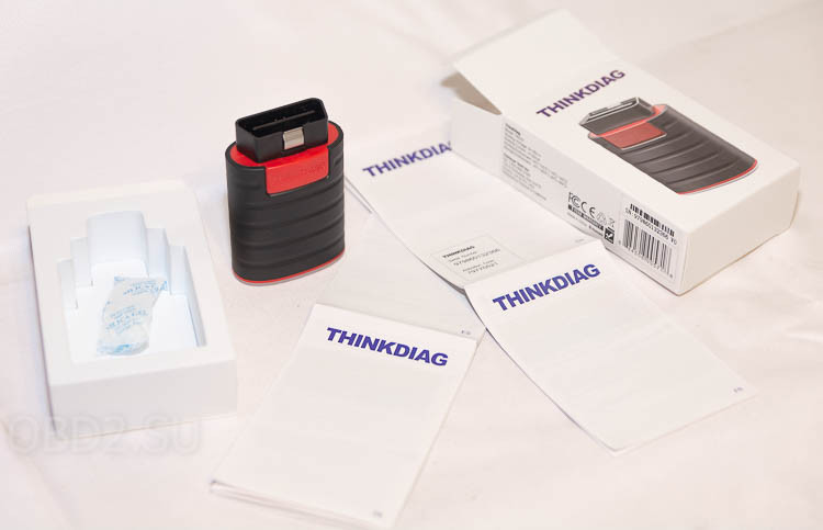 ThinkCar ThinkDiag (LAUNCH EasyDiag 4.0)